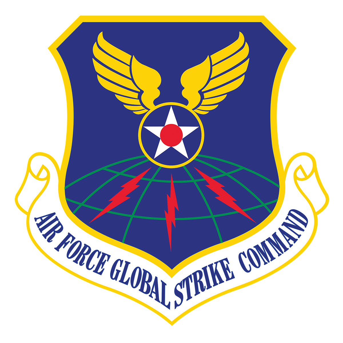 Air Force Global Strike Command Shield